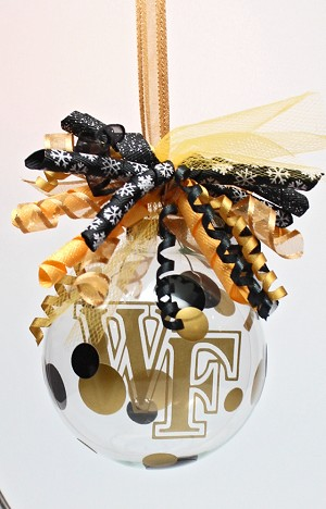 Wake Forest Demon Deacons<br>Ornament