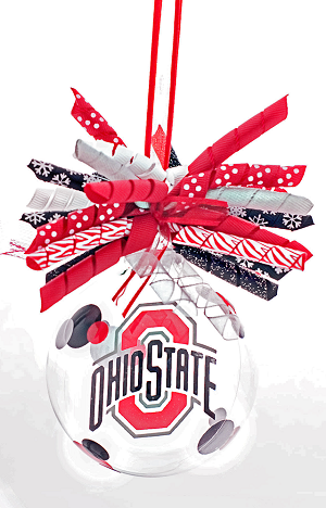 The Ohio State Buckeyes<br>Ornament