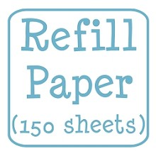 Extra Paper (150 Sheets)