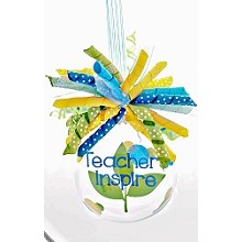 Teachers Inspire<br>Ornament